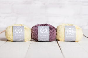 LoveCrafts MillaMia Naturally Soft Aran Yarn Bundle Giveaway