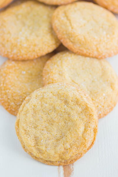 Easy Brown Sugar Cookies