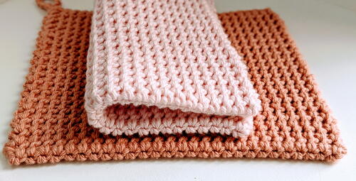 Crochet Extra Thick Potholder