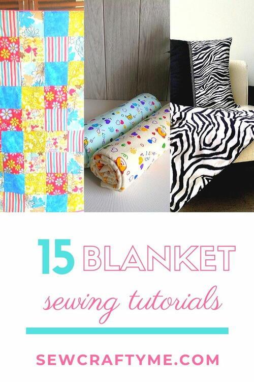 15 Blanket Sewing Patterns