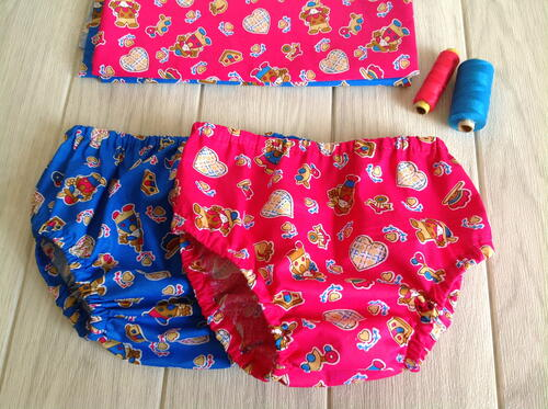 Sew Easy Diaper Cover In 4 Steps