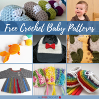 30+ Crochet Baby Patterns (Free!)