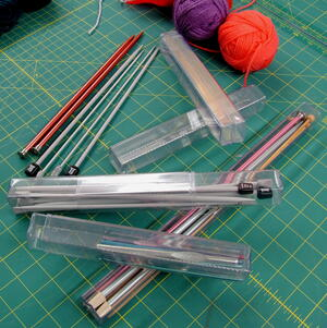 Best Darn Knitting Needle & Crochet Hook Tubes Giveaway