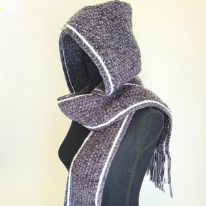 Simplicity Hooded Scarf