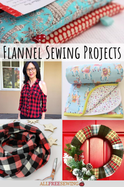20 Flannel Sewing Projects
