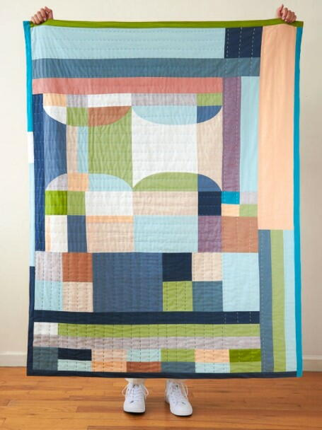 The Neighborhood Quilt Pattern