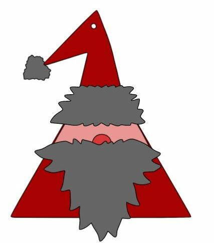 Dirty Little Santa Gnome