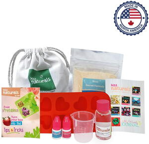 DIY Bath Bomb Making Kit Giveaway