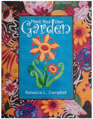 Plant Your Own Garden Applique Booklet Giveaway
