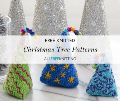 Free Knitted Christmas Tree Patterns