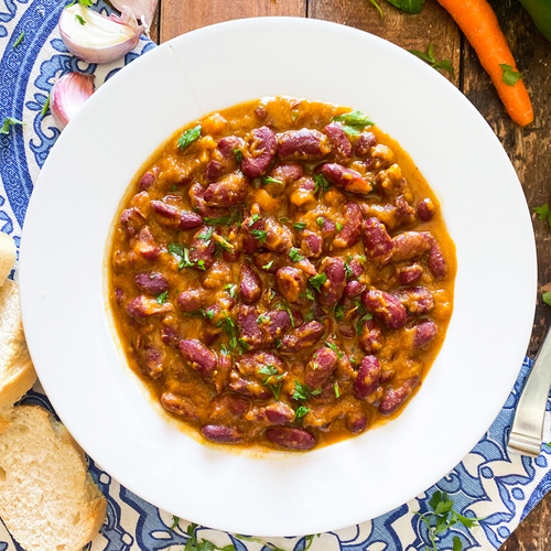 Delicious Bean Stew From Northern Spain | Alubias De Cantabria Recipe