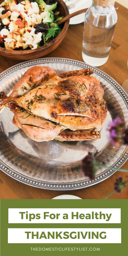 5 Simple Tips For A Healthy Thanksgiving