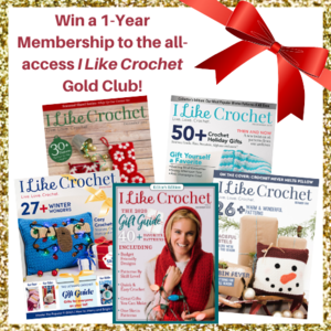 I Like Crochet Subscription Giveaway