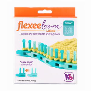 Authentic Knitting Board Chunky Flexee Loom Links Giveaway