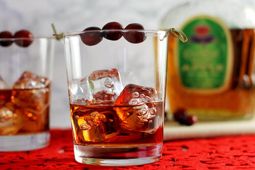 Cranberry Apple Old Fashioned Recipe