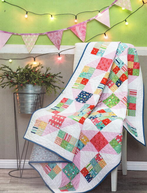 Keep Cozy At Christmas Quilt