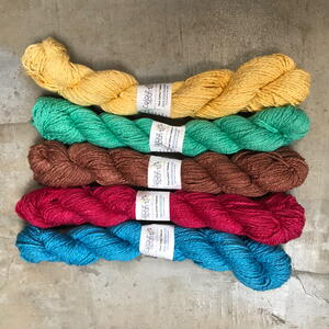 Pure Cotton Texture Yarn Bundle Giveaway