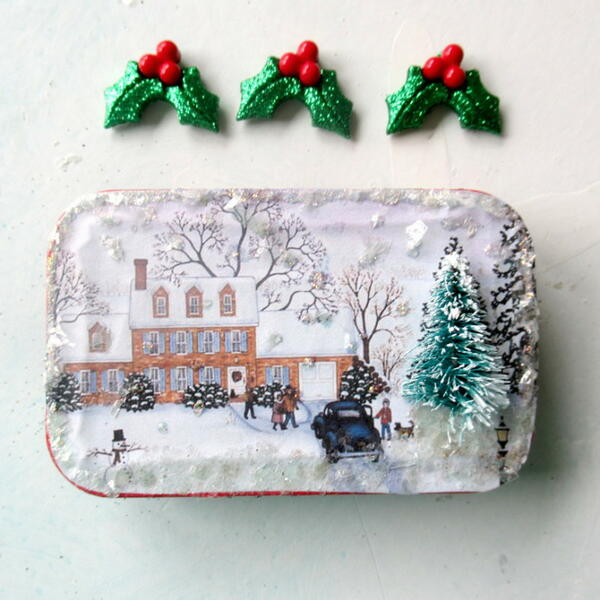Free Printable Altoid Tin Currier And Ives Gift Card Holder
