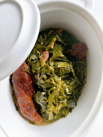 Instant Pot Collard Greens – Easy Recipe