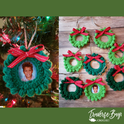 Picture Wreath Ornament