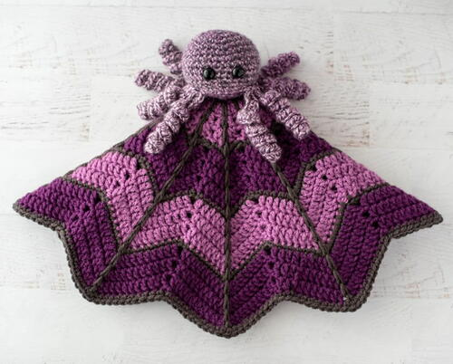 Spider On A Web Lovey