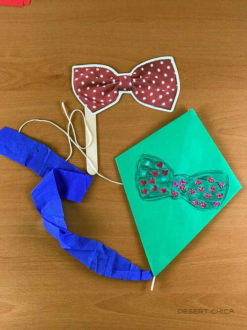 Mary Poppins Craft | Make A Paper Kite