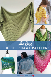 10 Best Crochet Shawl Patterns