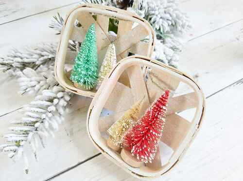 Dollar Tree Farmhouse Ornament