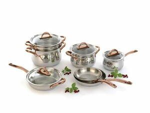 Berghoff Ouro Gold 11pc Cookware Set Giveaway