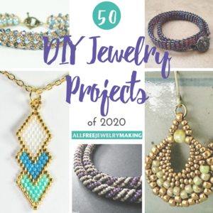 Top 50 DIY Jewelry Projects of 2020