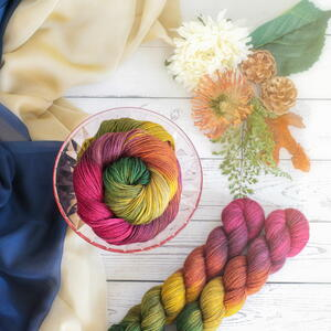Sweater Weather Sock Yarn Bundle Giveaway