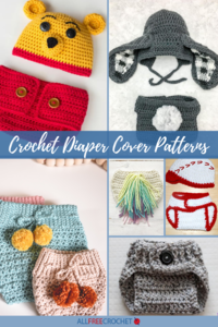 13 Crochet Diaper Cover Patterns