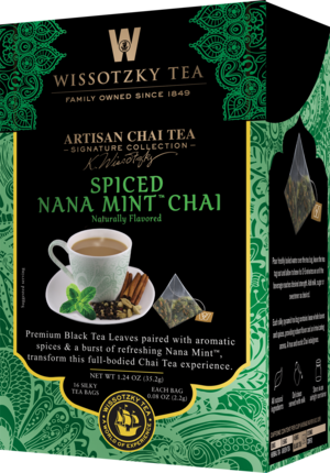 Mediterranean Mint and Chai Teas Giveaway
