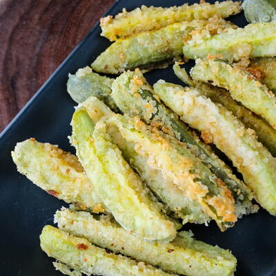 Fried Pickle Spears