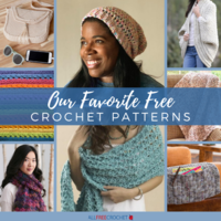 Our Favorite Free Crochet Patterns of 2020