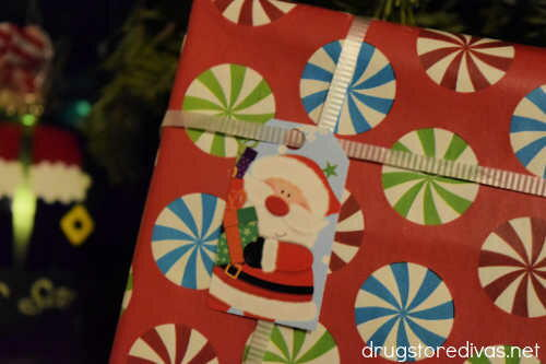 Make Gift Tags From Christmas Cards