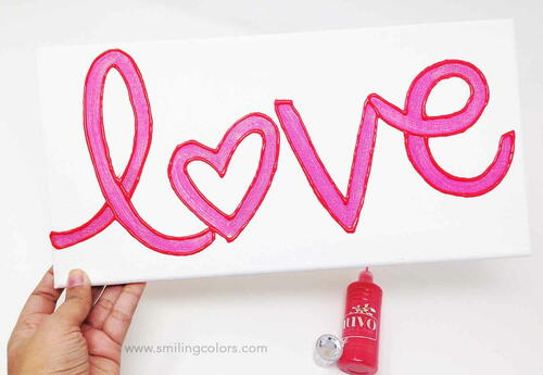 Valentine Wall Art Decor