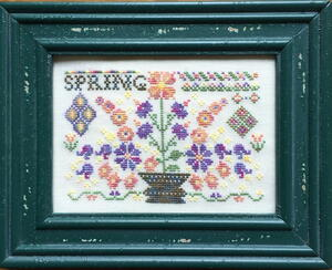 Spring Cross-Stitch Design Giveaway