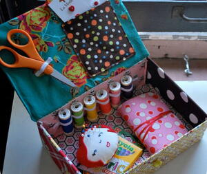 Child's Sewing Kit
