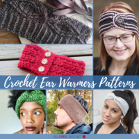 32 Crochet Ear Warmers Patterns