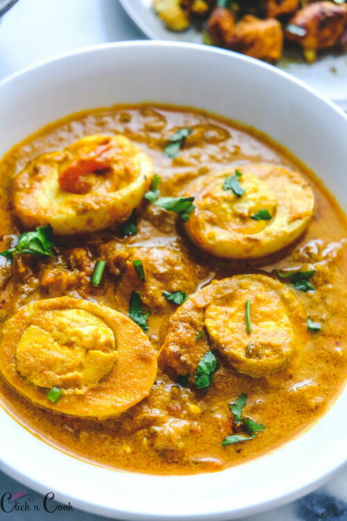 Egg Curry Recipe(kerala Style)