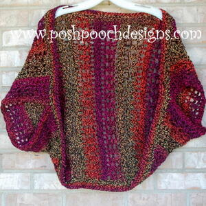 The Perfect Crochet Shrug