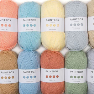Paintbox Simply DK Yarn Bundle Giveaway