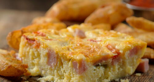 Ham And Egg Casserole Recipe