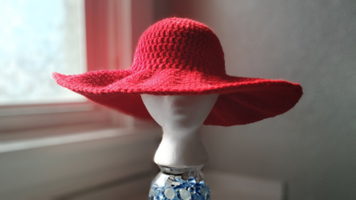 Easy Crochet Summer Summer Hat