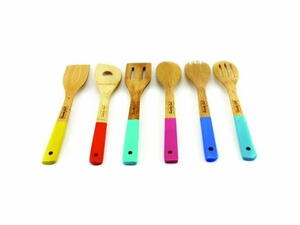 Berghoff CooknCo Bamboo 6pc Utensil Set Giveaway