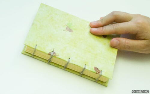 Coptic Stitch Bookbinding Tutorial