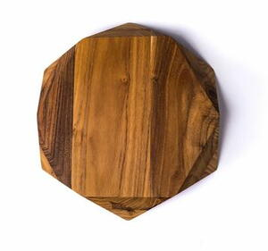 Teak Star Small Cutting Board Giveaway