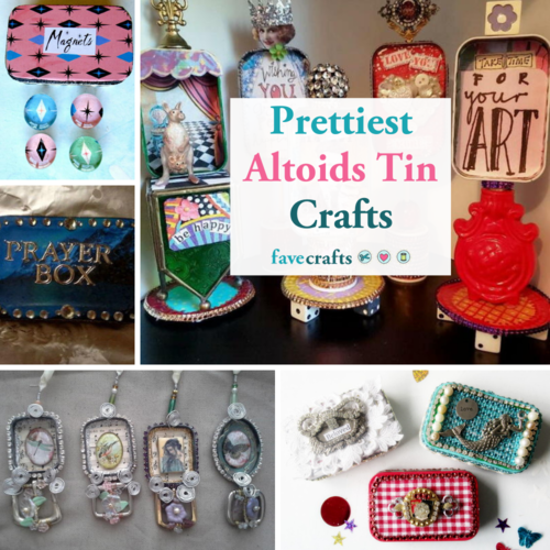 Prettiest Altoids Tin Crafts