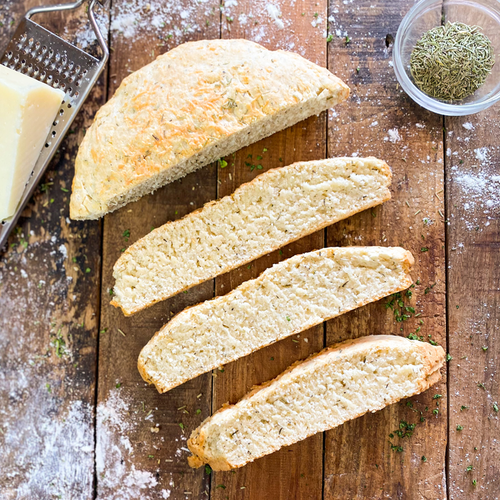 Just 10 Minutes To Make This Delicious Bread | Easy No-yeast Recipe
